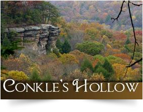 Conkle's Hollow, Hocking Hills, Ohio