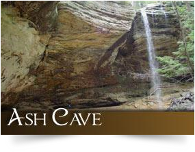 Ash Cave, Hocking Hills, Ohio