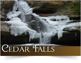Cedar Falls, Hocking Hills, Ohio